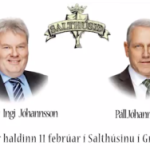 Dæmið sjálf um sannleiksgildið þegar þið hafið hlustað